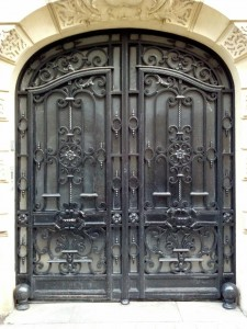 Apartment Front Doors