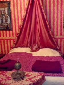 Bed in Chambre Etienne