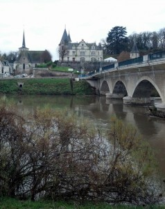 Chateau VERETZ from Bank of La Loire