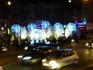 Christmas lights tours
