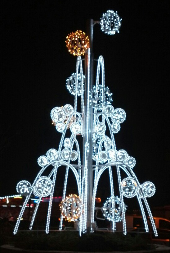 lights at amboise