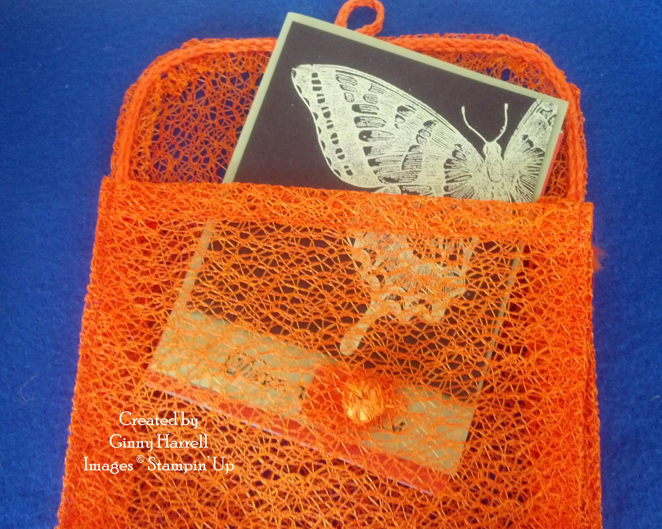 bag for butterflies