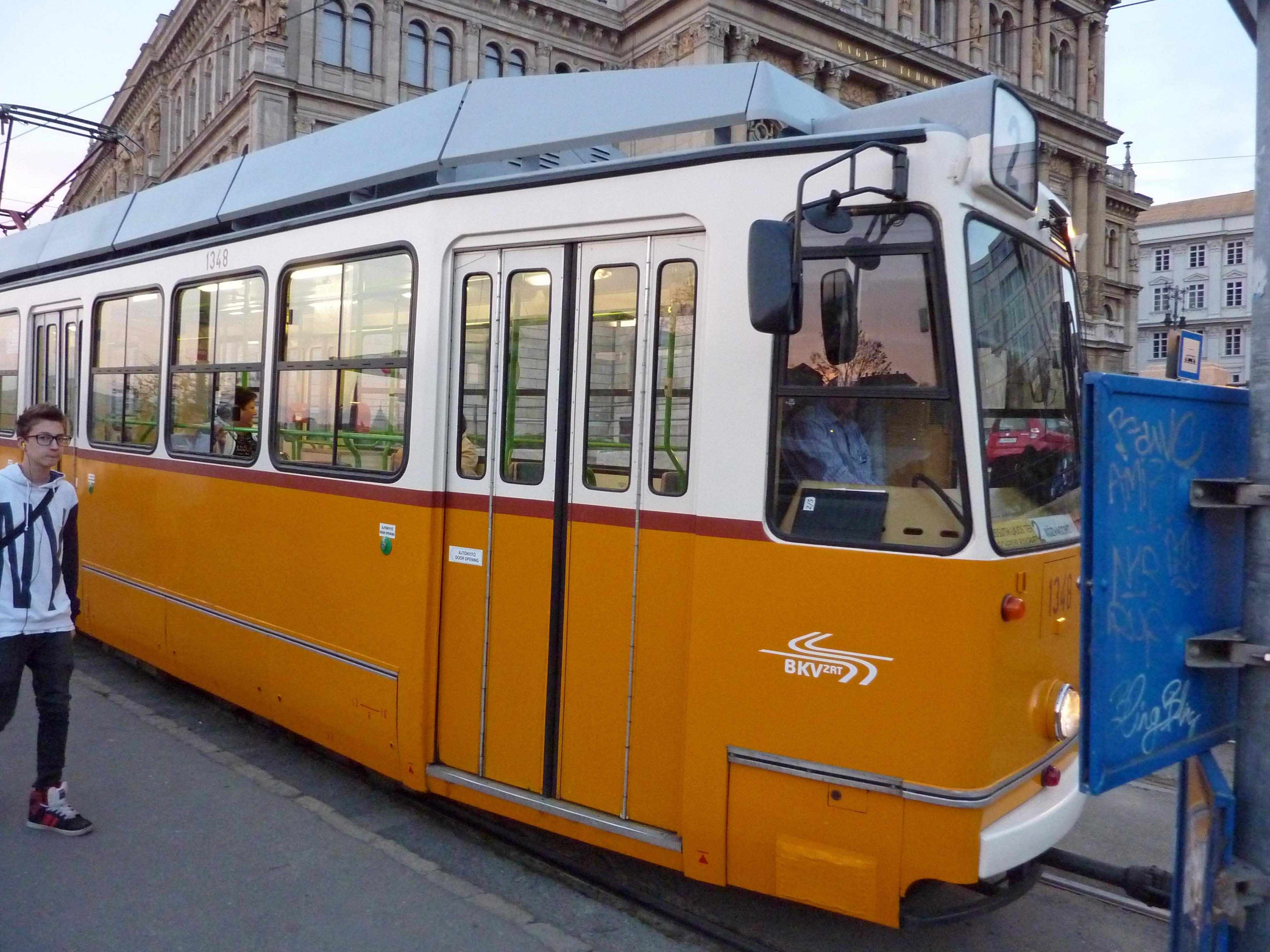 buda tram