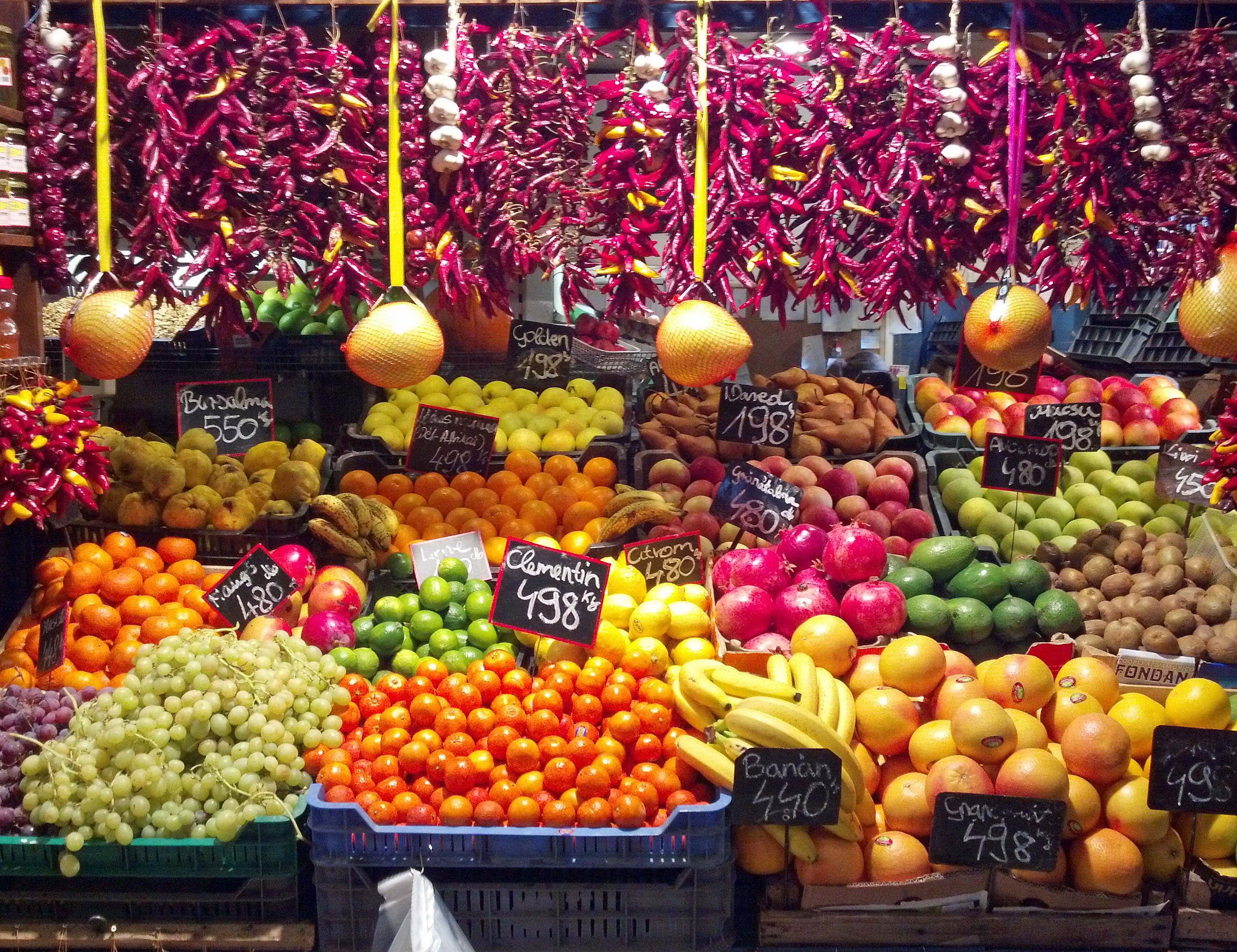 market fruits 2