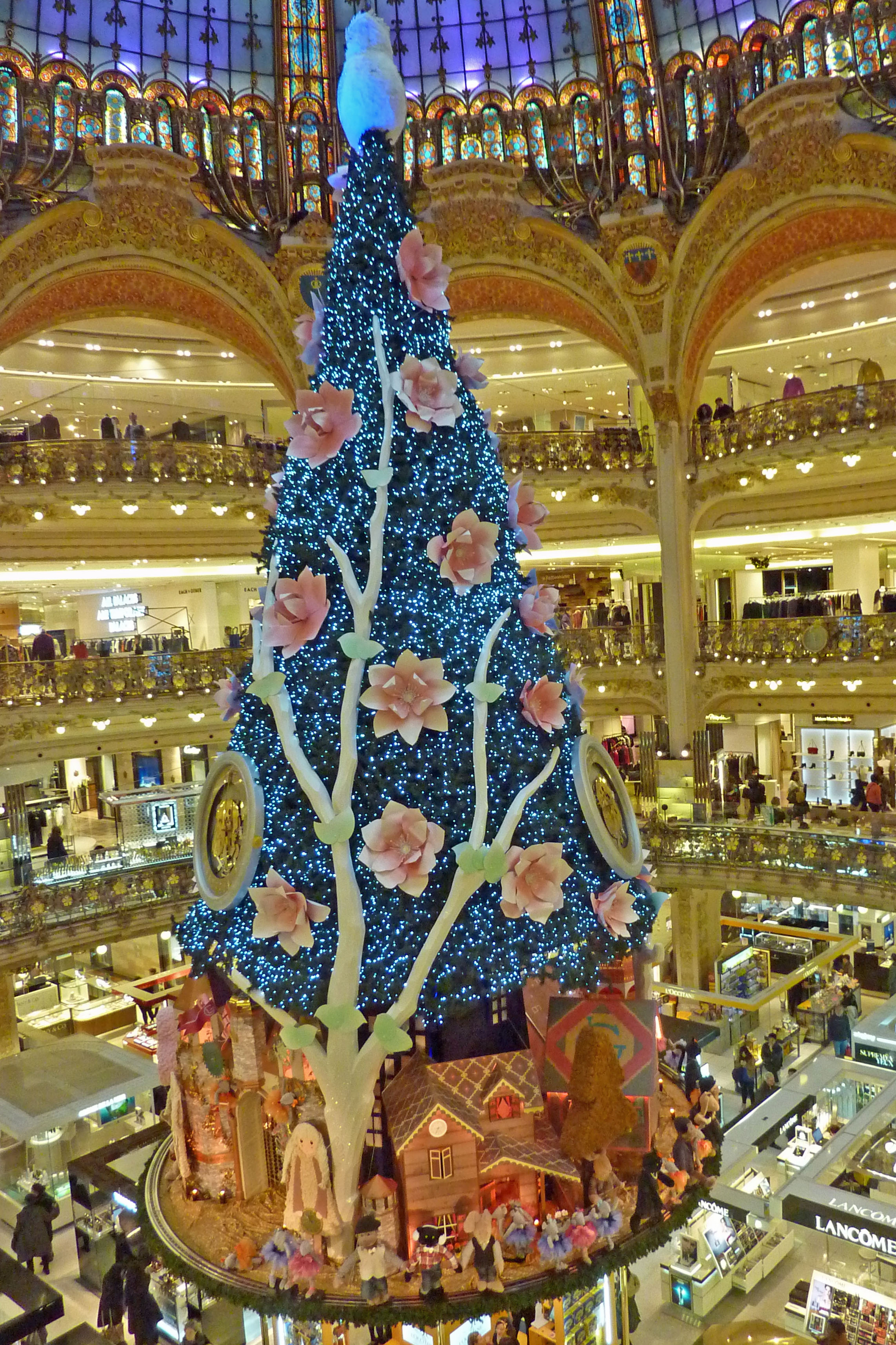 galleries tree