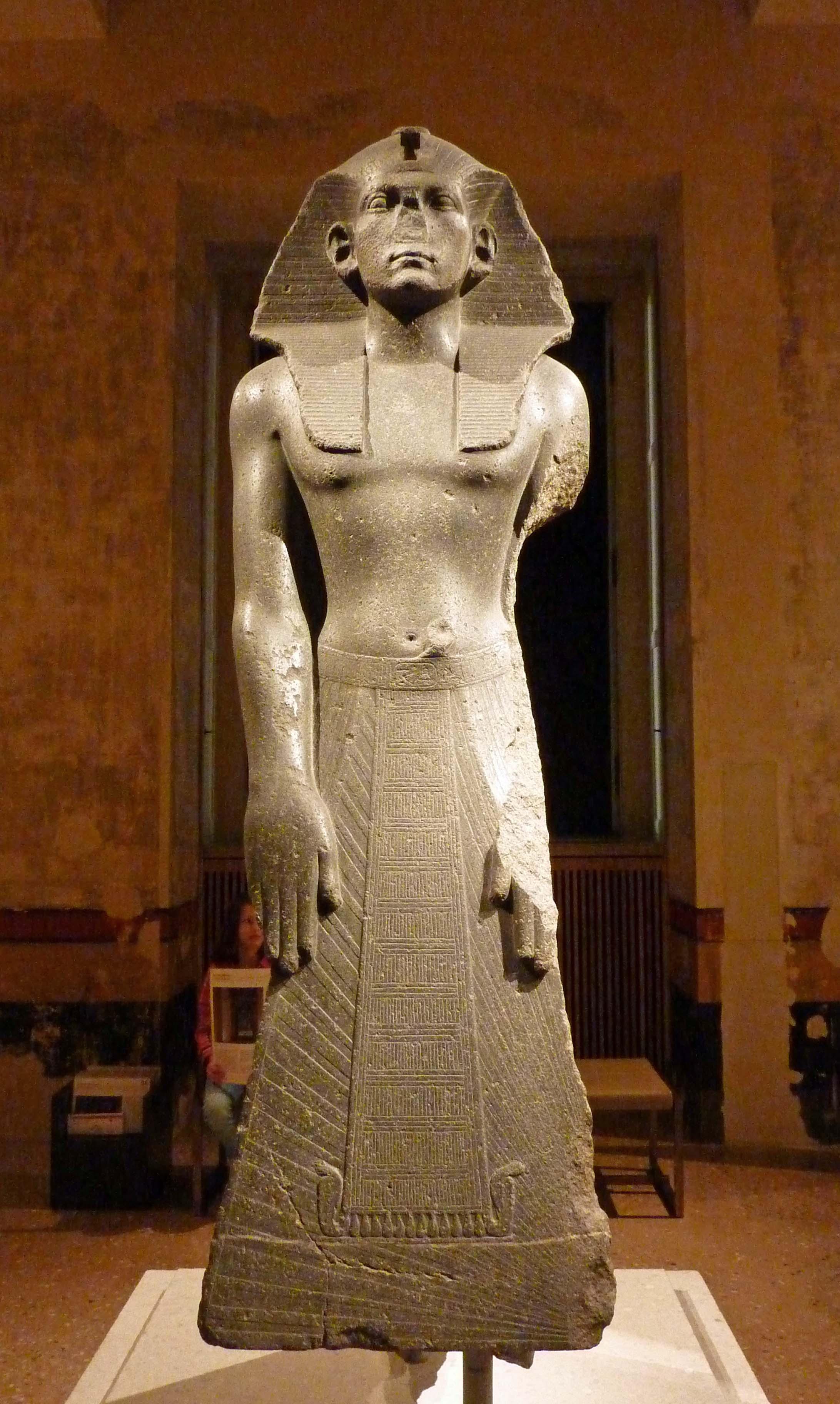 praying egyptian