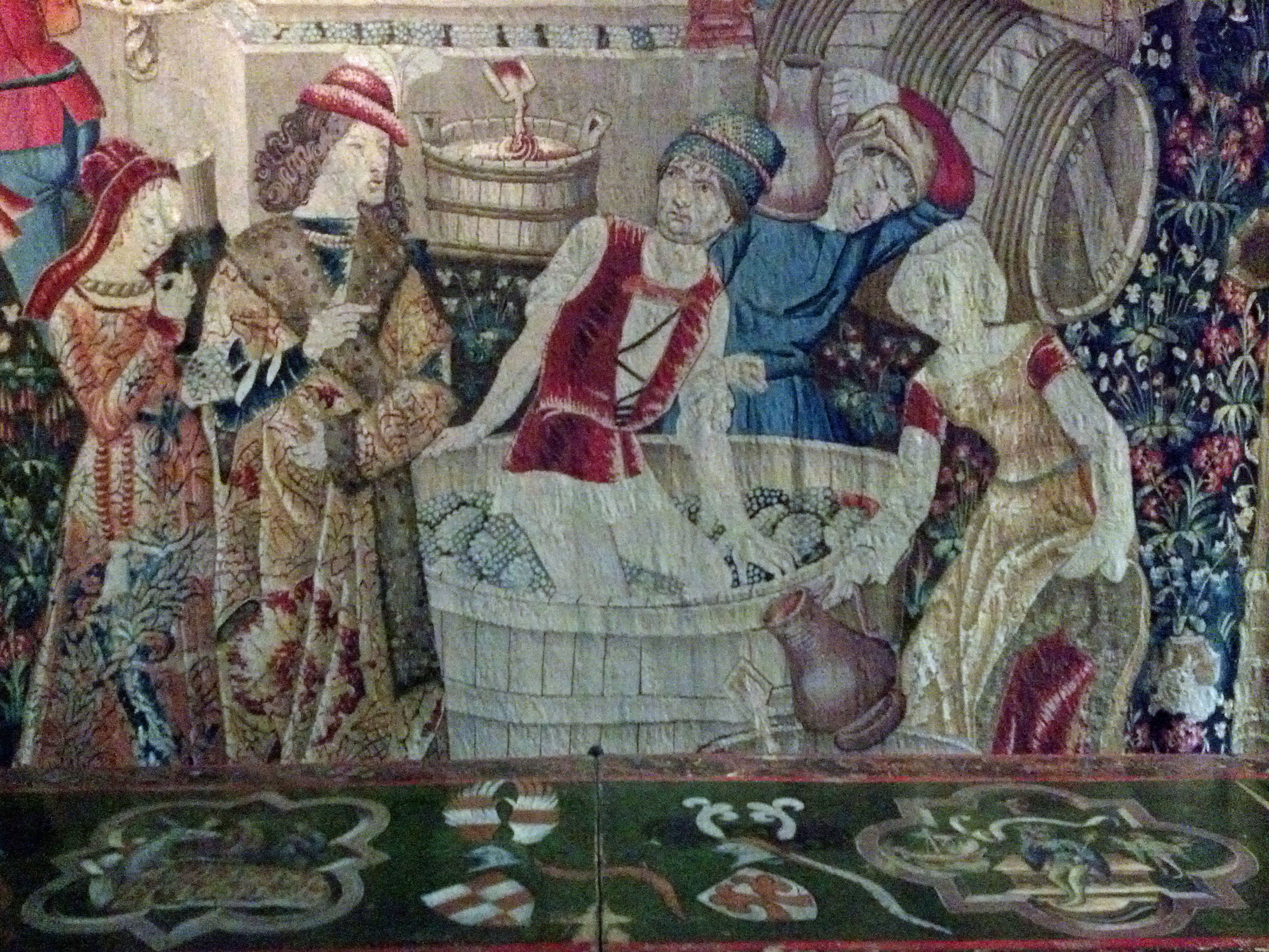 tapestry at cluny 2