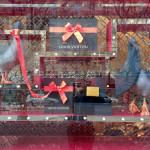 louis V store window