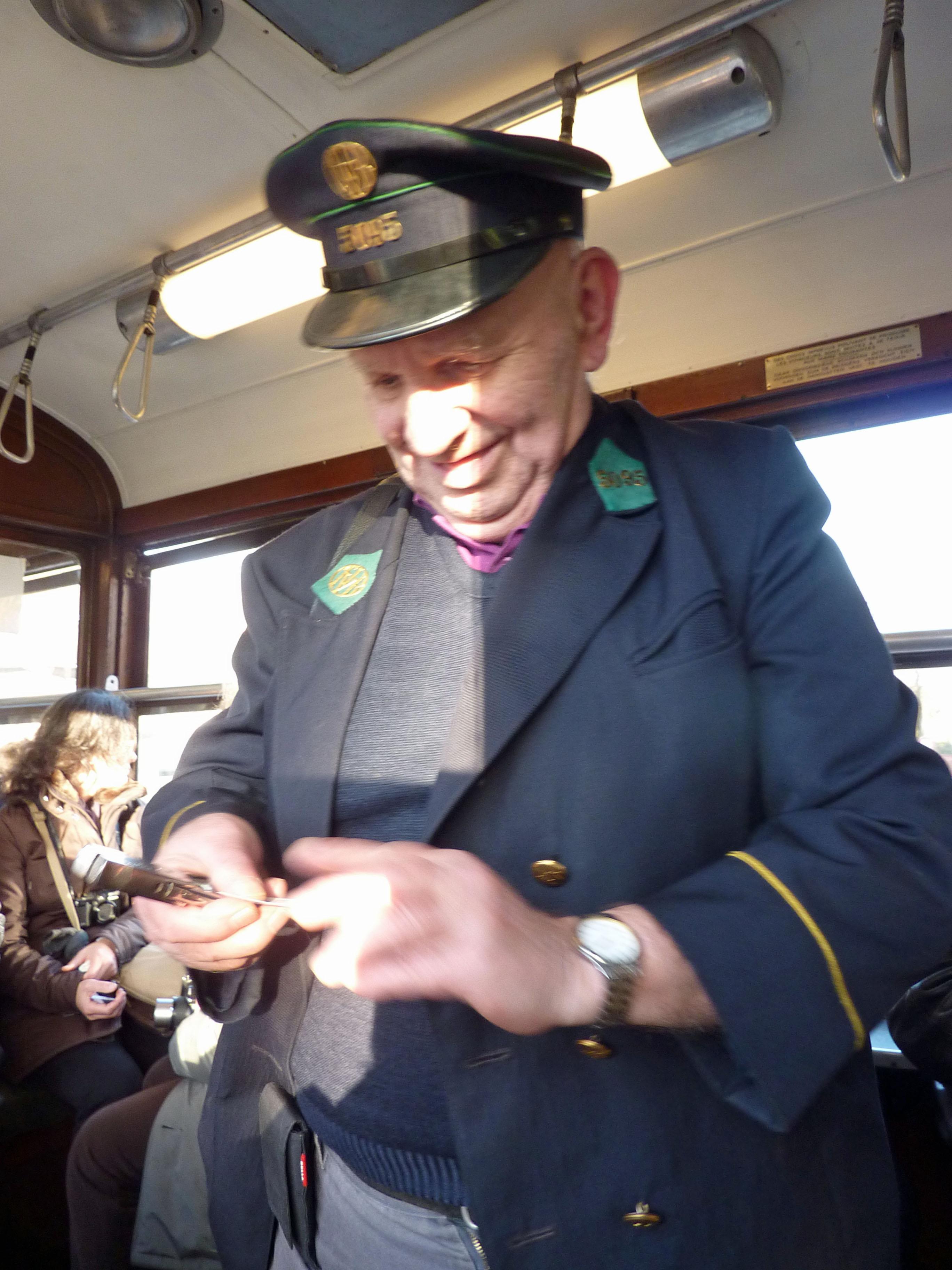 tram master