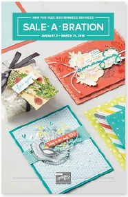 Sale-a-bration, stampin'Up