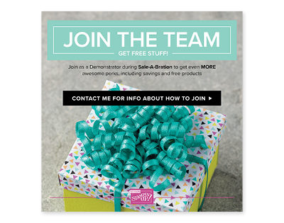 #join my team - Ginny Harrell