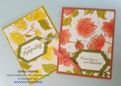 #Springtime Foils #Sale-a-bration #Blends