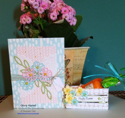 #stampin' up #ginny harrell #Easter blog hop