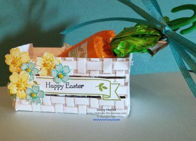 #stampin' up #ginny harrell #Easter blog hop