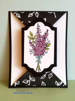 #Sale-a-bration #Stampin' Up #last call for Sale-abration #Ginny Harrell #lots of Lavender