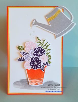 #Retiring Stampin' Up Products #Stampin' Up #Ginny Harrell #Grown with Love