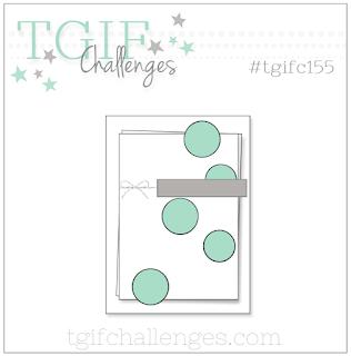 #TGIFC155 #Half Full #Ginny Harrell
