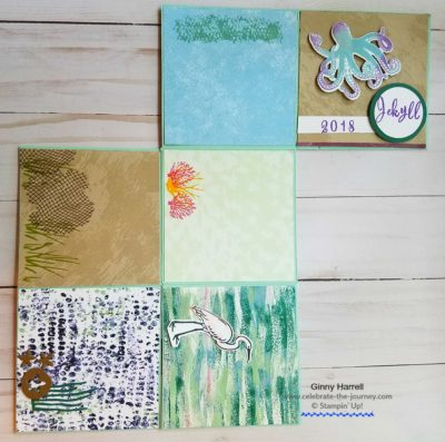 SUBA Blog Hop Sea of Textures Ginny Harrell Stampin' Up Pre-order