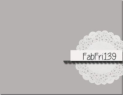 Fab Friday 139