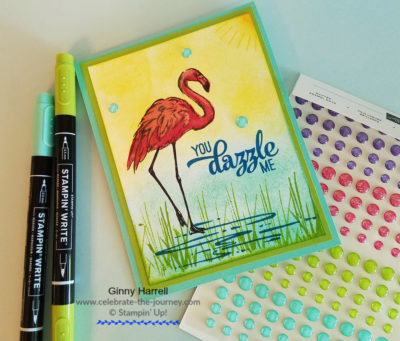 Fabulous-Flamingo-Ginny-Harrell-stampin'-up