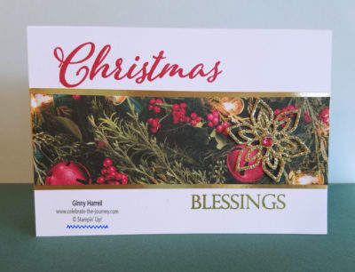 All is Bright World Card Making Day Ginny Harrell Stampin Up
