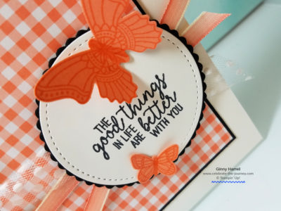 Butterfly Gala Stampin' Up!