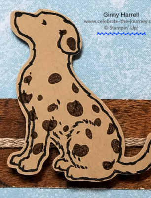 happy tails stampin' up