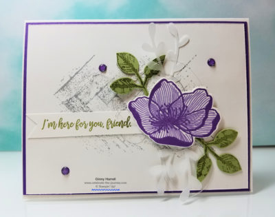 beautiful promenade stampin' up