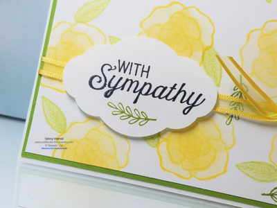 Forever Lovely Stampin' Up