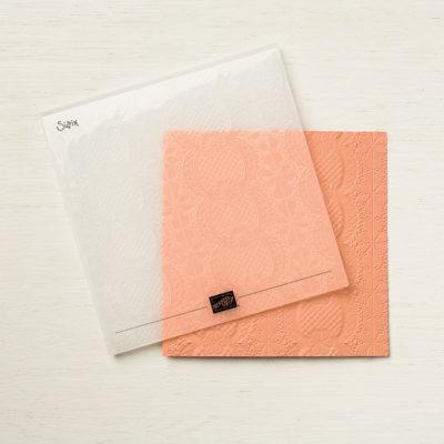Lace folder