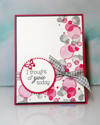 Beauty abounds paper players stampin' up