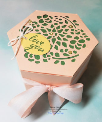 hexagon Box Stampin' Up