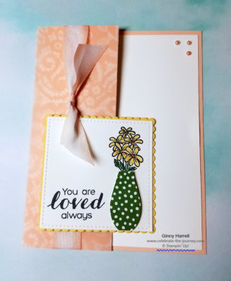 Vibrant Vases Stampin' Up