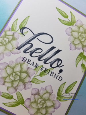 Hello, Dear Friend