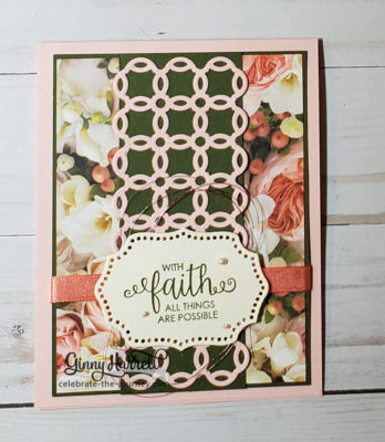 Ribbon of Courage Stampin' Up Ginny Harrell
