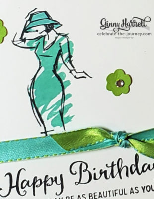 Beautiful You Ginny Harrell Stampin' Up!
