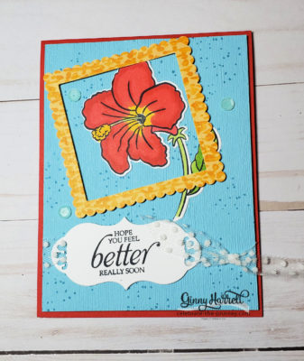 Humming Along Ginny Harrell Stampin' up