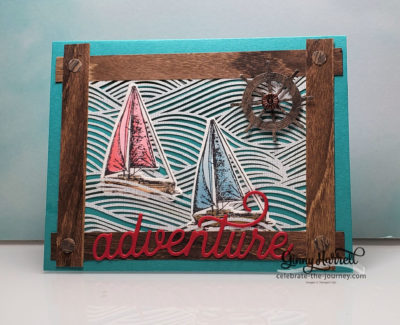 sailing home, freshly made sketches. ginny harrell, adventure