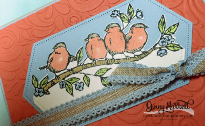 Free as a Bird Stampin' Up Ginny Harrell