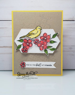 Free as a Bird Ginny Harrell Stampin' Up!