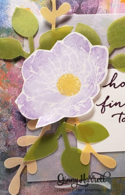 perennial essence stampin' up! Ginny Harrell