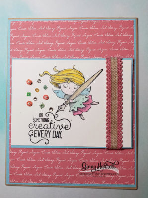 Crafting Forever GDP Ginny Harrell New Wonders