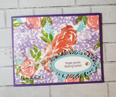 beautiful friendship ginny harrell stampin' up