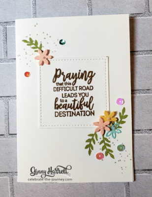 Beautiful Promenade Stampin' Up Ginny Harrell