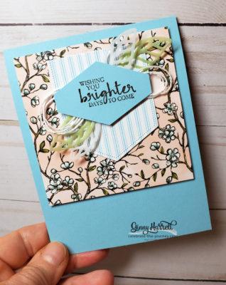 beautiful you magnolia lane ginny harrell stampin' up