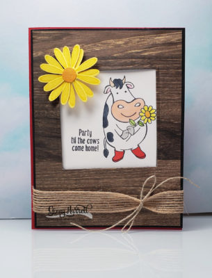 over the moon ginny harrell stampin' up