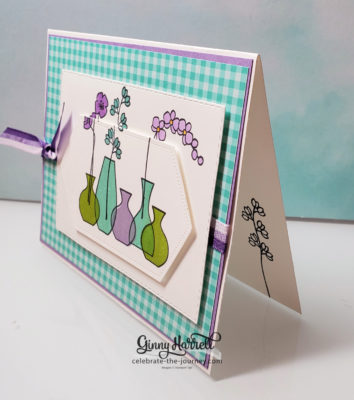 varied vases ginny harrell stampin' up