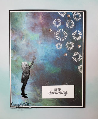 see a silhouette ginny harrell stampin' up