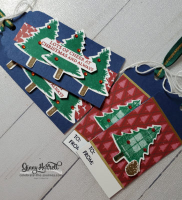 pretty paper packets perfectly plaid ginny harrell