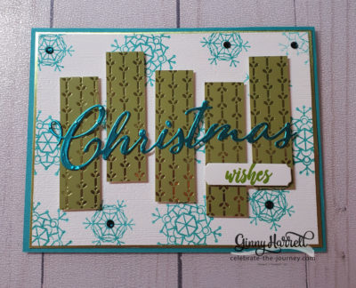 colorful seasons stampin' up ginny harrell